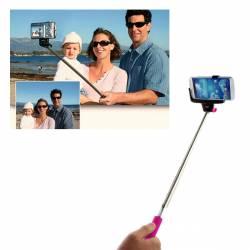 Удължител за селфи снимки Selfie Stick с bluetooth