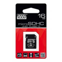 Карта памет GOODRAM Micro SD 16GB class 10