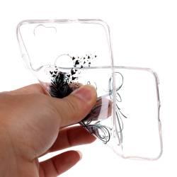 Дизайнерски силиконов гръб калъф за Huawei Nova