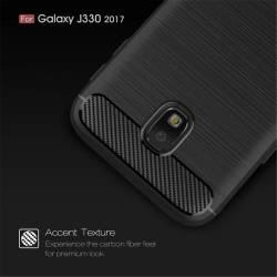 Rugged Armor силиконов гръб за Samsung Galaxy J3 (2017)