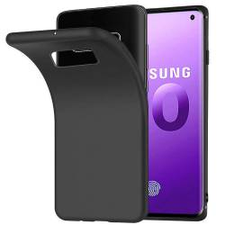 Anti Slip матов силиконов кейс за Samsung Galaxy S10