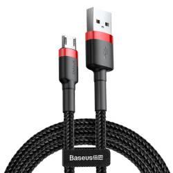 Baseus Micro USB кабел 5V 2.4A QC 3.0 1M