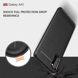 Rugged Armor силиконов гръб за Samsung Galaxy A41