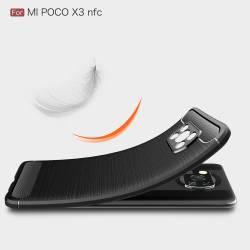 Rugged Armor силиконов гръб за Xiaomi Poco X3 NFC