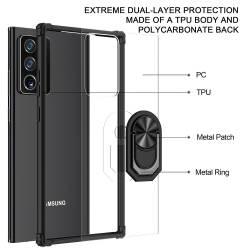 Хибриден гръб със стойка за Samsung Galaxy S21 Ultra