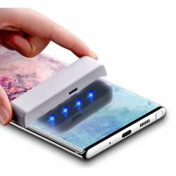 3D / 5D Full Glue UV Tempered Glass за Samsung Galaxy S21 Ultra