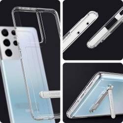 Spigen Ultra Hybrid S за Samsung Galaxy S21 Ultra