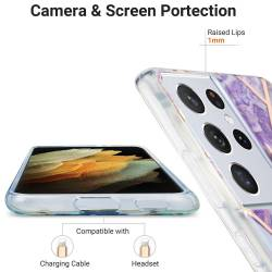 Art Case IMD силиконов гръб за Samsung Galaxy S21 Ultra