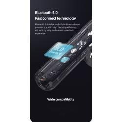 52448 - TWS Т9 Bluetooth безжични стерео слушалки с микрофон - 100102616