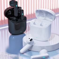 52449 - TWS Т9 Bluetooth безжични стерео слушалки с микрофон - 100102616