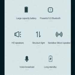 52454 - TWS А42 Bluetooth безжични стерео слушалки с микрофон - 100102606