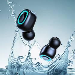 52457 - TWS А42 Bluetooth безжични стерео слушалки с микрофон - 100102606