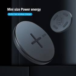 52605 - Nillkin Mini Button безжично Qi зарядно 2A 10W - 102001700