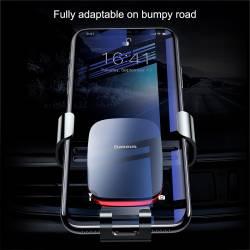 52632 - Baseus Metal Age Gravity универсална стойка за вентилация на автомобил - 102101611
