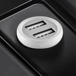 52714 - X-LEVEL CCMN-01 зарядно за кола с 2 USB 2.4A - 102700496