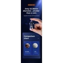 52733 - JOYROOM QC3.0 30W зарядно за кола с 2 USB 4.5A - 102700620