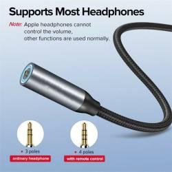 52795 - USB Type-C към 3.5 мм аудио вход - C0002836