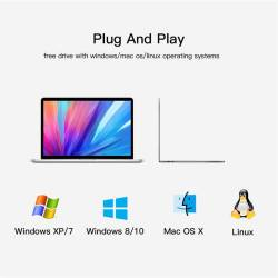 52803 - Мултифункционален Type-C към USB 2.0 хъб - 661900008