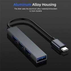 52804 - Мултифункционален Type-C към USB 2.0 хъб - 661900008