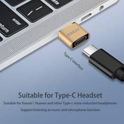 52807 - ENKAY ENK-AT105 USB мъжки към Type-C женски - 661900122