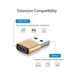 52809 - ENKAY ENK-AT105 USB мъжки към Type-C женски - 661900122