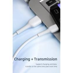 52878 - Essager Micro USB кабел 5V 3A QC 3.0 2M - 662800682
