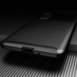 iPaky Carbon силиконов кейс за Sony Xperia 5 II - 54333